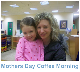 Mothers Day Coffee Day